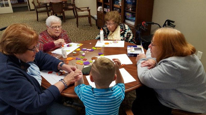 Activities at Vintage Hills of Indianola